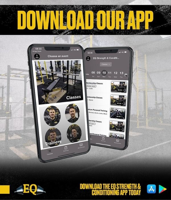 Strength and Conditioning App
